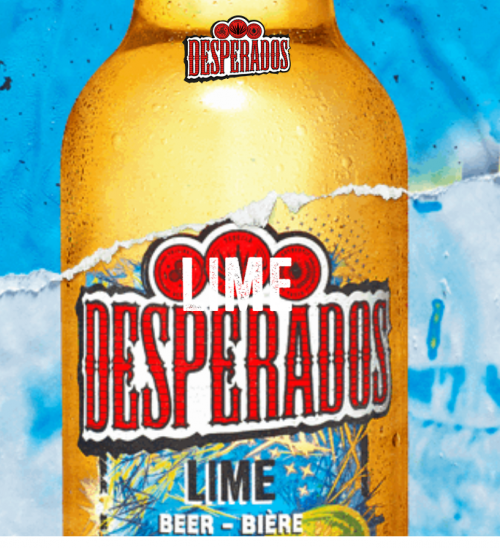 Desperados Lime 3 Vol 4x0 33l Trier